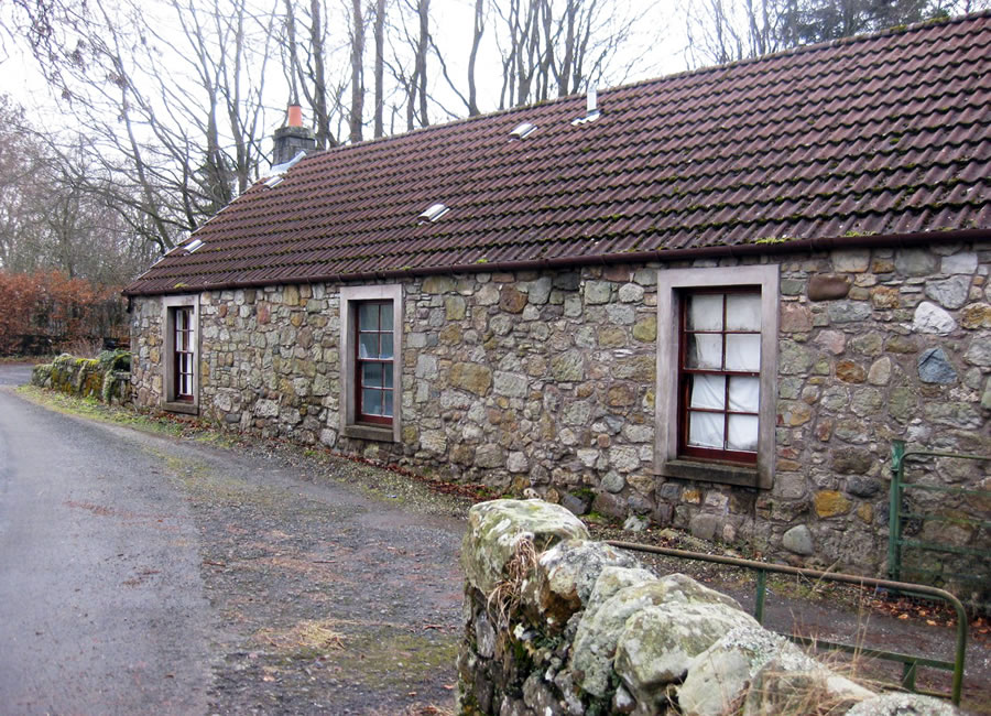 Old Pitgober Cottage